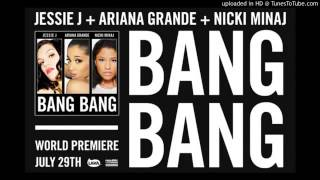 Jessie J - Bang Bang Feat. Ariana Grande & Nicki Minaj (Official Audio) VEVO Mp3