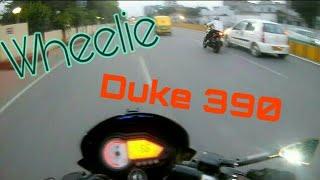 WHY PEOPLE HATE KTM OWNERS || WHEELIE || DUKE 390