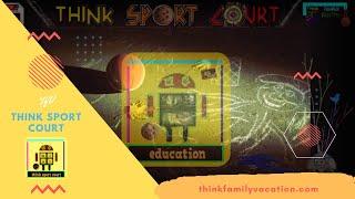 think sport court by tFv- EDU