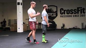 475ee44e3 Prirucka pro CrossFit - YouTube
