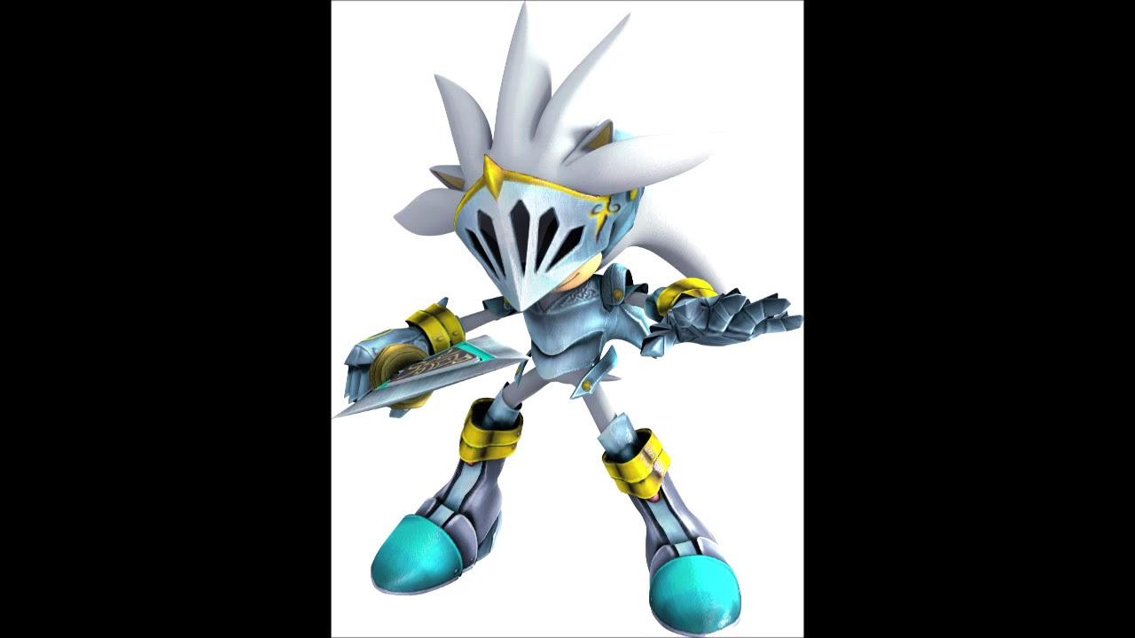 Sonic And The Black Knight 2 Silver The Hedgehog Sir Galahad Unused Voice Clips Youtube