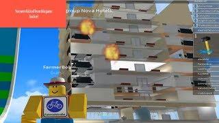 Roblox Exploiting - Hotel Destruction