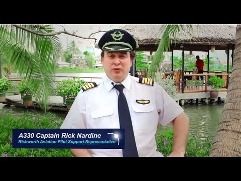 Vietnam Airlines: Pilot Life living in Vietnam and flying for Vietnam Airlines