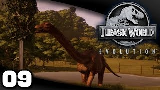 jurassic world evolution   ep 9 the cure