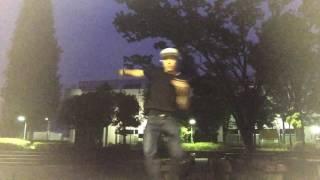Kis-My-Ft2 千賀健永さんのソロ曲Get Readyのサビのダンス踊ってみました! 著作権の関係上無音です!