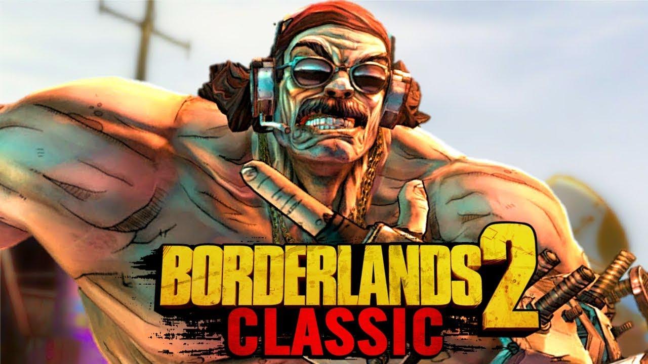 Download Borderlands 2 Classic - NEW MOD Makes BL2 More Like BL1