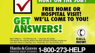 Worker's Compensation Attorney TV Commercials | More Calls, More Cases