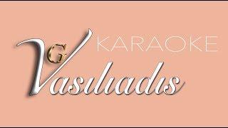 #VASILIADIS ◣ Karaoke ● Кто ты такая ◥【HQ】