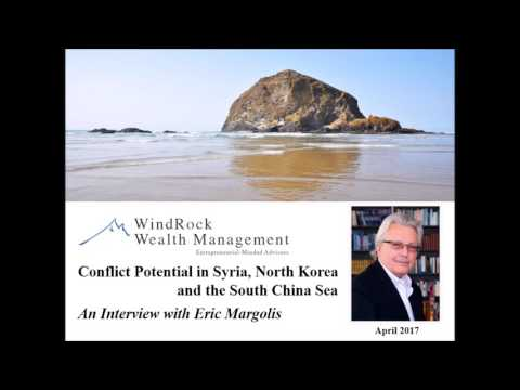 Conflict Potential in Syria, North Korea, and the South China Sea