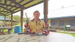 .357 Magnum vs. .44 Magnum.
