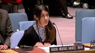 Езидка рассказала в ООН о зверствах ИГИЛ (новости)