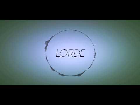 """Lorde - """"Tennis Court"""" (Instrumental)"""