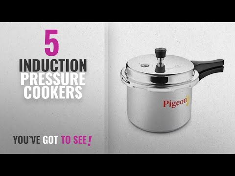 Top 10 Induction Pressure Cookers [2018]: Pigeon By Stovekraft Favourite Induction Base Aluminium