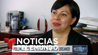 Deportación de joven dreamer eleva los temores de la comunidad | Noticiero | Noticias Telemundo