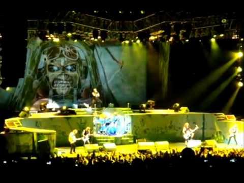 Iron Maiden - Live - Aaron's Amphitheatre at Lakewood, Atlanta, GA June 23rd 2012 - FULL SETLIST!