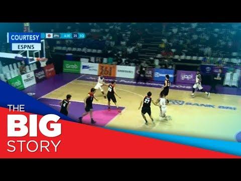 Asian Games 2018: Gilas Pilipinas Defeats Japan, 113-80