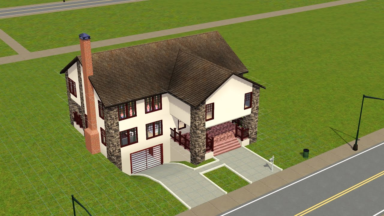 sims 3 let 39 s build a house for 100 babies challenge new basement
