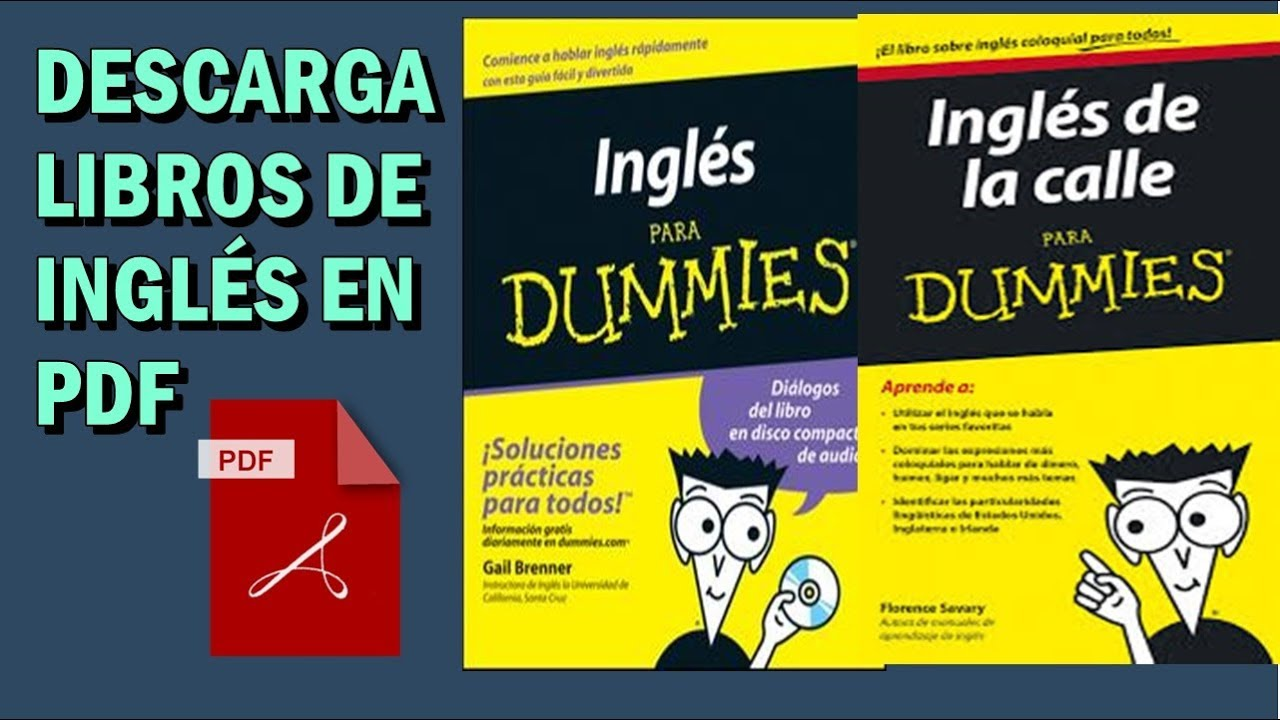 Descarga Libros De Inglés Para Dummies En PDF GRATIS