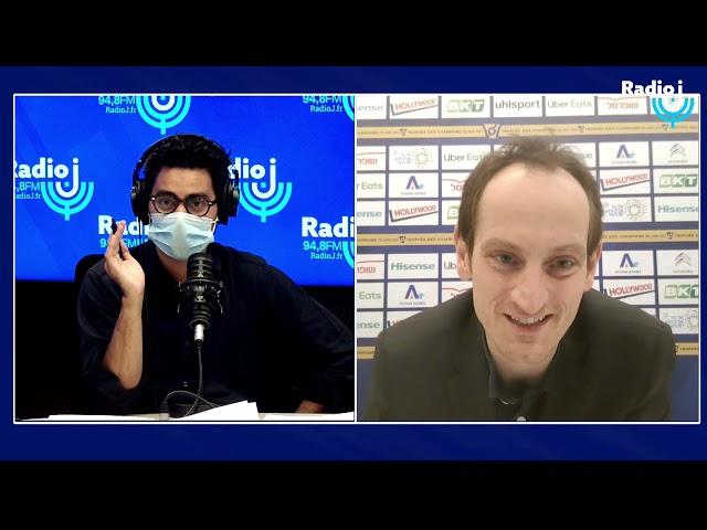 Yoann Godin: « Trophée des champions à Tel-Aviv: un engouement populaire en Israël-Le Grand Journal