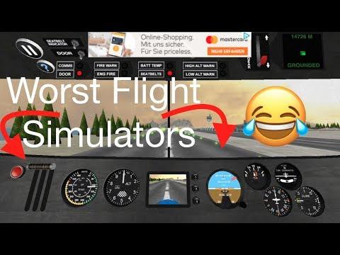 TOP 3 WORST Flight Simulators #3