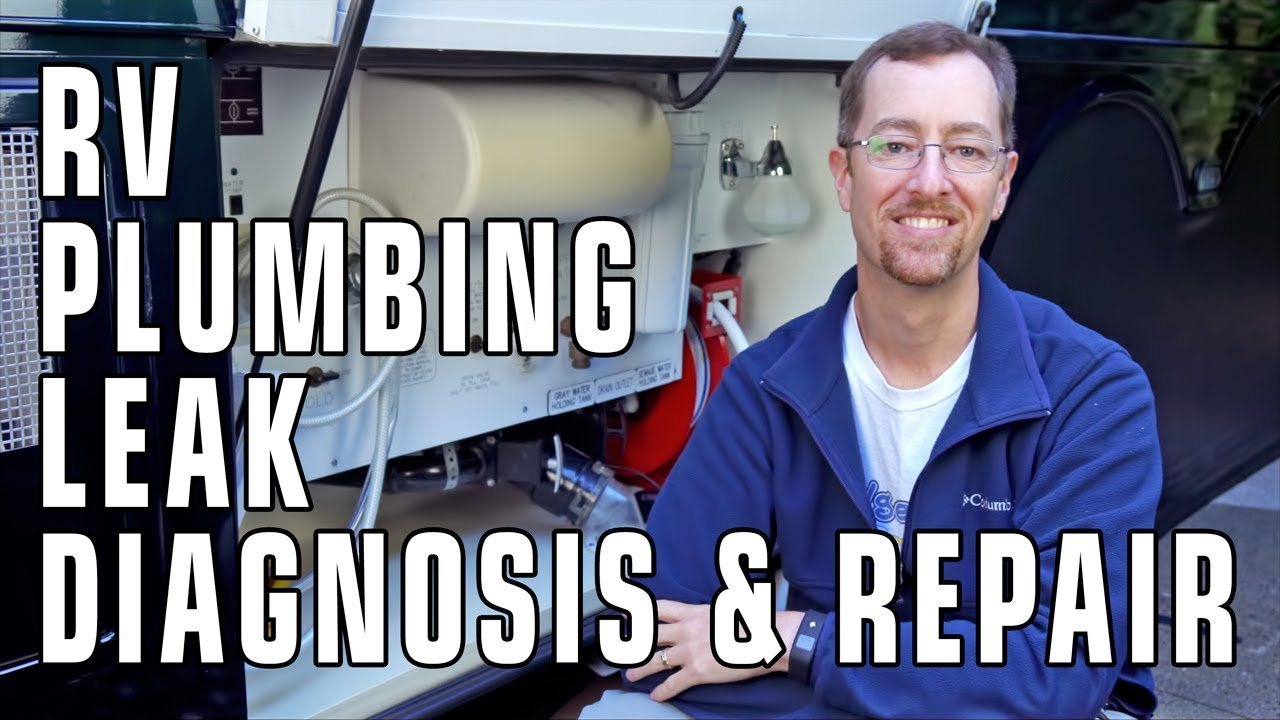 Rv Plumbing Leak Diagnosis Repair Practically For Free Youtube 1980 Dodge Aspen Wiring Diagram