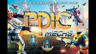 Tiny Epic Mechs Review