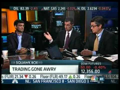 Arnuk, Saluzzi, Narang discuss HFT on CNBC with Sorkin, Kiernan, and Quick