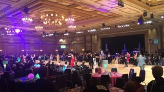 Arthur Murray ballroom dance competition oct 2016 Las Vegas