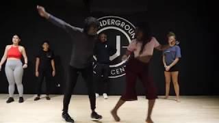 Lova Lova | Choreography @Kehnechi & @Plantainpercy | Afro Connections (Class Video)