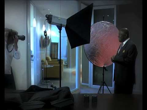 Forbes Africa April 2013 - behind the scenes with Samuel Esson Jonah KBE