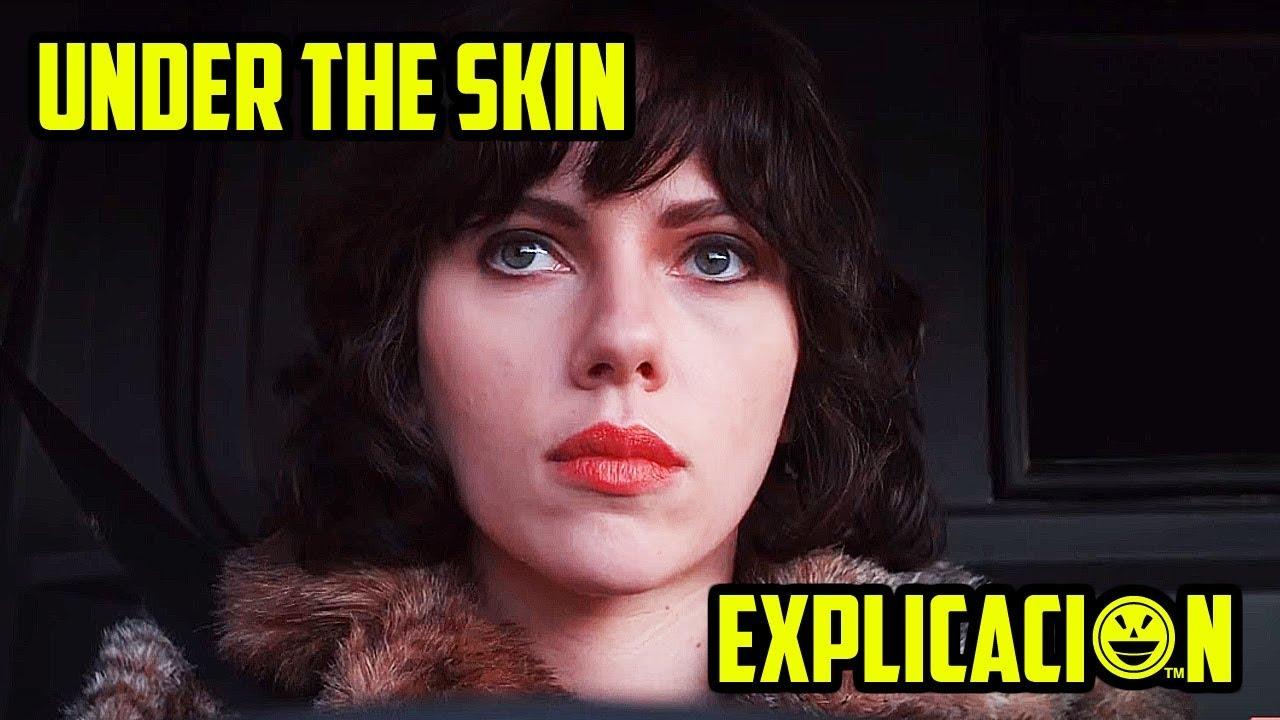 Ver Bajo La Piel | Análisis y Explicación | Under The Skin película explicada | Final explicado en Español