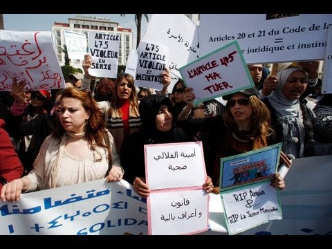 In Morocco, legal loophole questioned after girl's death