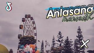 DJ Anlasana By Alvarez Revolution || Melody santuy  X Manado style version
