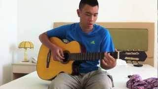 Bài Tango Cho Em (chế lời) [Guitar] - Mr.B