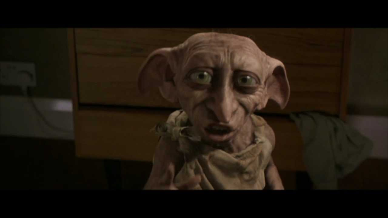 Harry Potter And The Deathly Hallows Wallpaper Hd Harry Potter And The Chamber Of Secrets Dobby At The