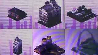 simcity creator DS ALL THE BUILDINGS IN GLOBAL WARMING