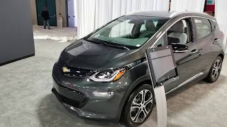 2019 Chevy Bolt EV. Will you fit? Small Electric Car Review