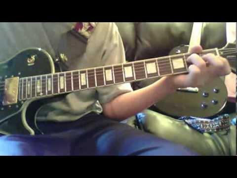 Keith part  Doo doo doo (Heartbreaker)  on guitar Lesson Rolling Stones Brussels Affair 1973