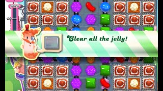 Candy Crush Saga Level 1256 walkthrough (no boosters)
