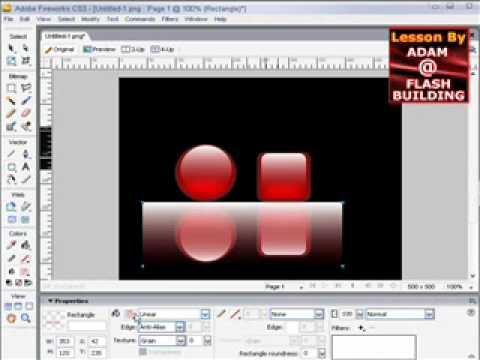 Fireworks cs3 tutorial: animating 101! Youtube.