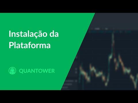 QUANTOWER – Instalação da Plataforma