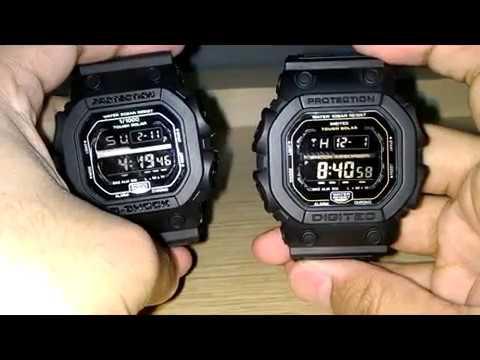 Casio G Shock GX-56 (FAKE) vs Digitec 2012T (ORI) Review (Bahasa ... f9e53d6280