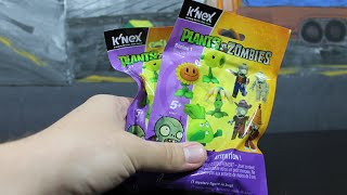 Plants Vs. Zombies - Blind Bag Unboxing
