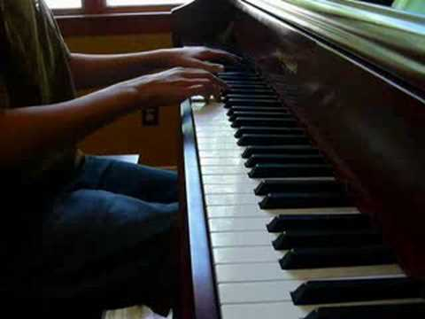 Alumina Piano Cover