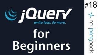 jQuery und AJAX-Tutorials 18 | Erstellen von AI-Funktionen