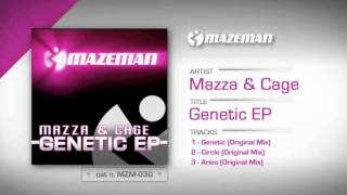 MAZZA & CAGE - Aries (Original Mix)