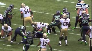 Seattle Seahawks Highlights vs NO(Divisional Playoffs)