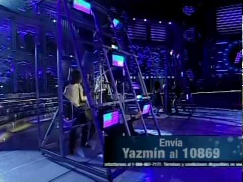 Yazmin - Tu peor error (La Academia 5)