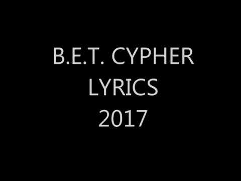Eminem - BET Cypher 2017 Lyric Video (Donald Trump Diss)