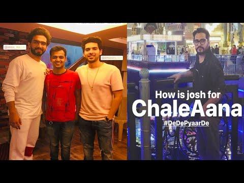 Armaan Malik_Amaal Mallik & Kunaal Vermaa Chale Aana || Mixing Session & Promote || SLV 2019
